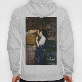 PANDORAS BOX - JOHN WILLIAM WATERHOUSE  Hoody