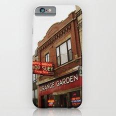 Orange Garden ~ chop suey to take home! Slim Case iPhone 6s
