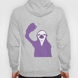 Sloth says HI Hoody