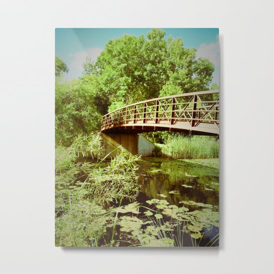 Lost in a Dream Metal Print