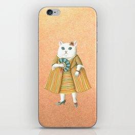 Mademoiselle iPhone Skin