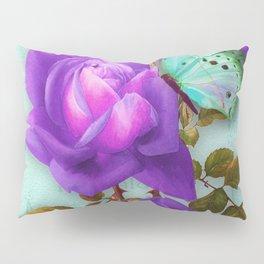 Victoria in Purple Pillow Sham