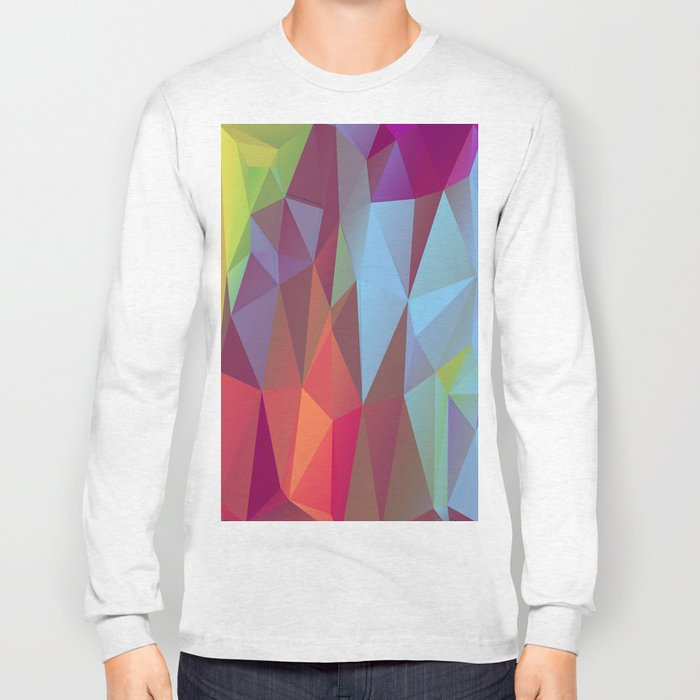 Vertices 9  Long Sleeve T-shirt