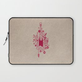 Ghibli Pattern Poster Project / Spirited Away  Laptop Sleeve