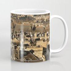 Edinburgh Rooftops Mug