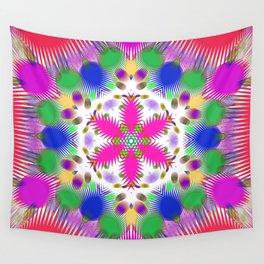 Kaleidoscope 03 Wall Tapestry