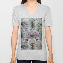 The Spider Flower Unisex V-Neck