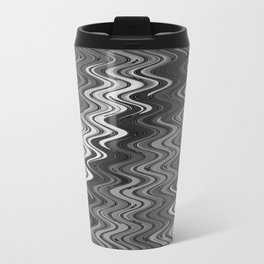WAVY #2 (Grays) Travel Mug