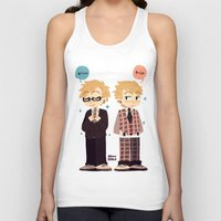 dmmd Tank Tops featuring DMMD- weerus and toreep by Mimiblargh
