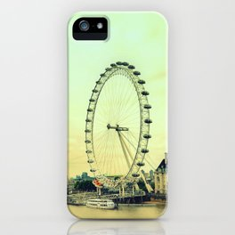 Impressions of London iPhone Case