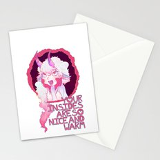 Nice and Warm Ver. 1 Stationery Cards