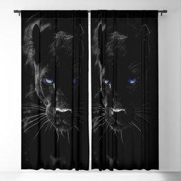 BLACK PANTHER Blackout Curtain
