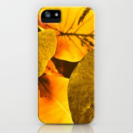 Lau iPhone Case