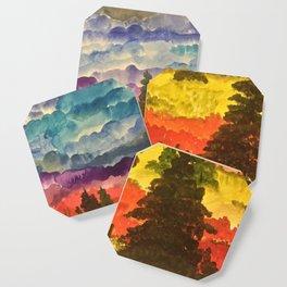 Abundant nature Coaster