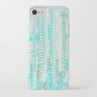 knitting iPhone & iPod Cases featuring Feminine Knitting by Jessielee