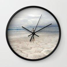 Uyuni's  Wall Clock
