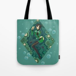 Kayla Froggy Tote Bag
