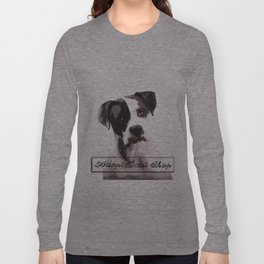 Adopt Don't Shop Long Sleeve T-shirt