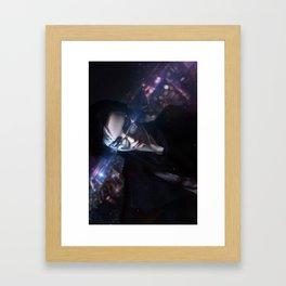 MINUTE Framed Art Print