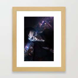 MINUTE Framed Art Print