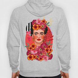 Frida Bouquet Hoody