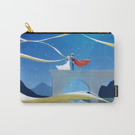 Overlooking the Stars Carry-All Pouch