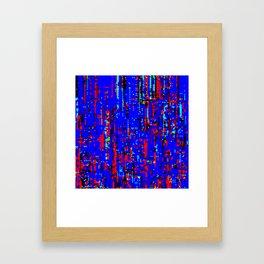 INTERCITY PRESSURE Framed Art Print