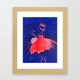 Topsy Turvy 2 Framed Art Print