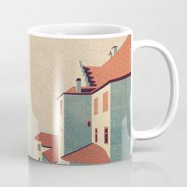 Castle in the Sky Coffee Mug