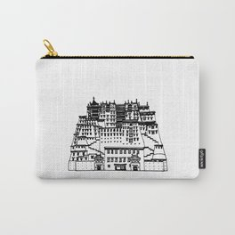 Potala Palace Carry-All Pouch