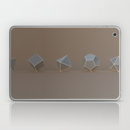 Platonics III Laptop & iPad Skin
