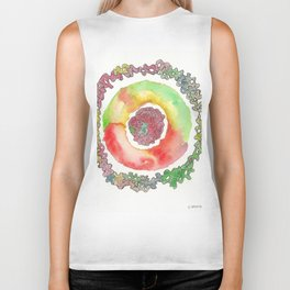 170321 Spring Watercolour 16 Biker Tank