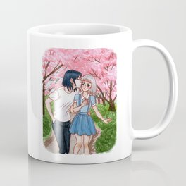 Hauru and Sophie Coffee Mug