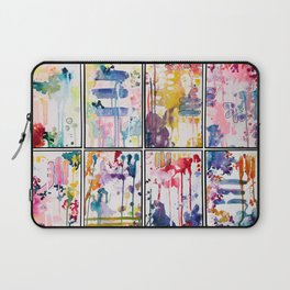 Kinetic Stains Laptop Sleeve