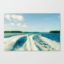 MORROCOY BEACH 1.4 Canvas Print