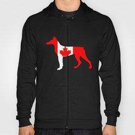 Canada Doberman Hoody