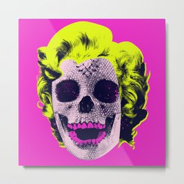 Norman Bates' Mom #2 Metal Print
