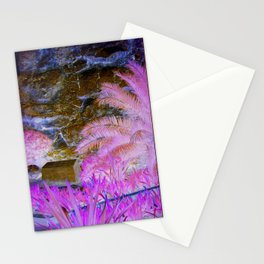 Palms of Crystal Stationery Cards