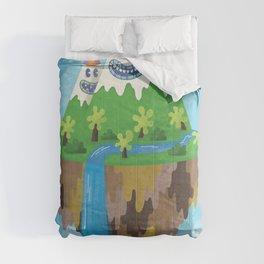 Flight of the Wild Comforters