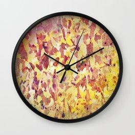 Abstract XXXII Wall Clock