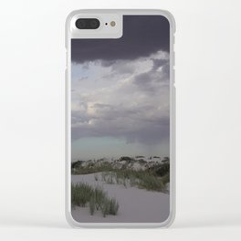 White Sands Clear iPhone Case