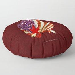 WARPAINT 069 Floor Pillow