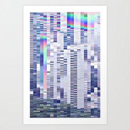 urbanpixels Art Print