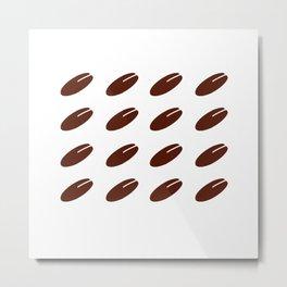 Coffee sweet coffee Metal Print