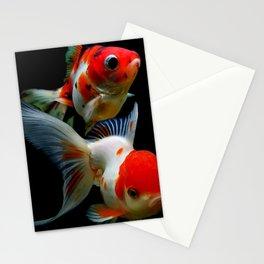 Goldfish Gala Stationery Cards