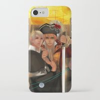 hetalia iPhone & iPod Cases featuring Conquer by Mieu