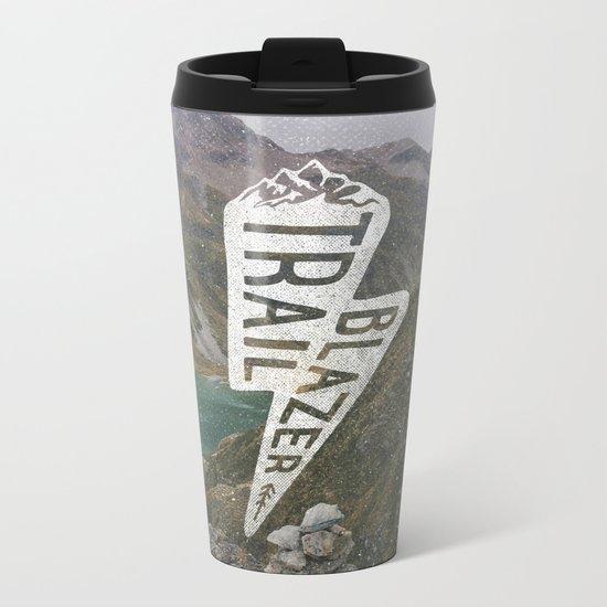 Trail Blazer Metal Travel Mug
