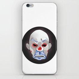 Joker as Thug iPhone Skin