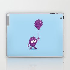Grapes With Balloons Laptop & iPad Skin