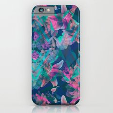 Geometric Floral iPhone 6s Slim Case
